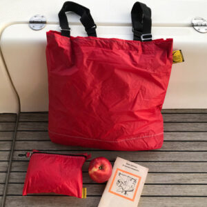 Upcycled-sail-backpack-red