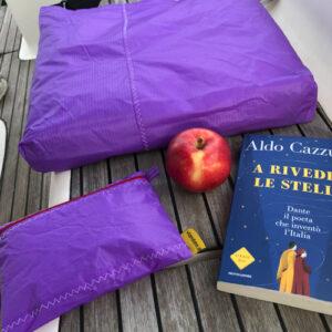 Upcycled-sail-backpack-violet-pocket